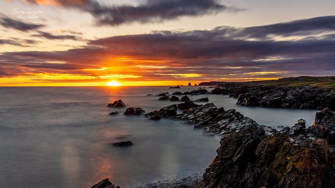 When the sun comes up Bonavista, NL