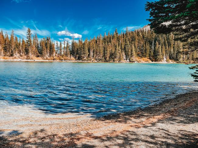 Bertha Lake Waterton, Alberta, CA