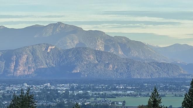 It's gonna be a beautiful day!! Chilliwack, British Columbia, CA