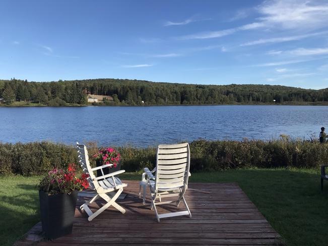 Lac Rémi Saint-Rémi-d'Amherst, Québec, CA
