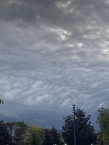 Storm moving in St. Catharines, Ontario | L2S 4B5