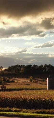 Autumn arrival Corbyville, ON
