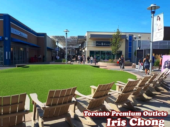 Sept 24 2021 Happy Friday!:) Toronto Premium Outlets Halton Hills, ON