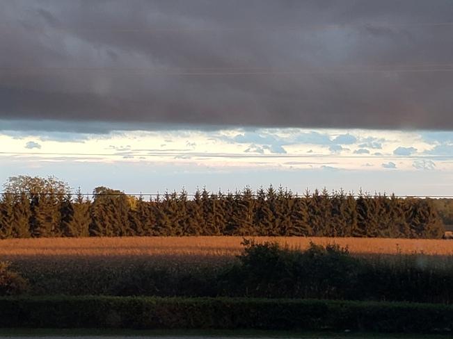 Beautiful Chantry,On September Sunset Chantry, ON