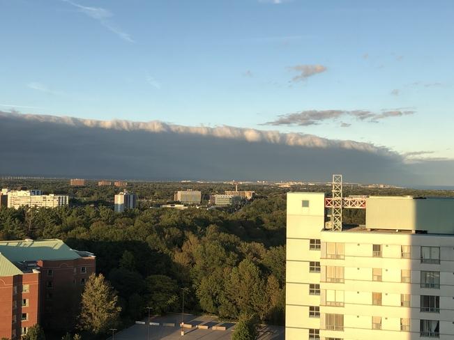 Storm approaching Scarborough Scarborough, Ontario | M1E 4B9