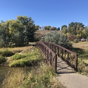 Another beautiful Fall day in Kin Coulee Park!