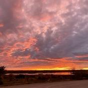 Mesmerizing sunset !