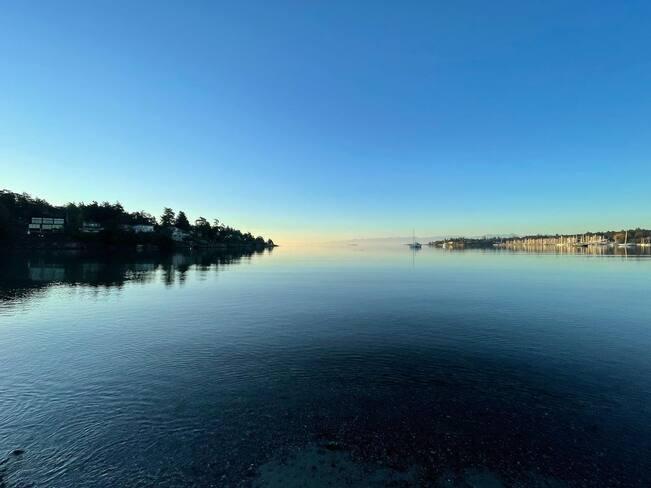 2021-09-25 - Good Morning for Cadboro Bay (Victoria BC) Cadboro Bay, Saanich, BC