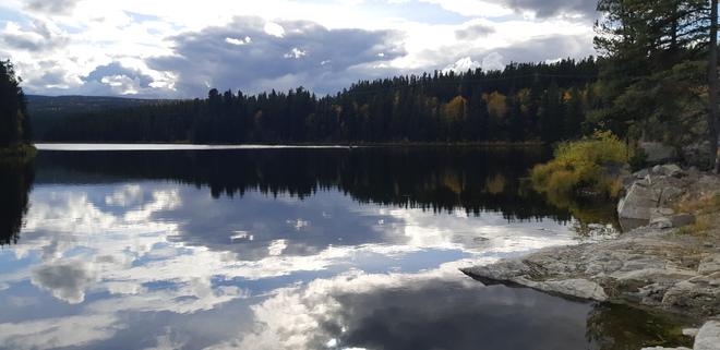 The beauty of our northern city Whitehorse, YT
