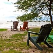 Lake Ontario at Cobourg