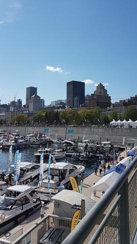 Boat Show Montréal, QC