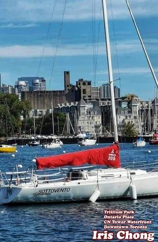 Sept 26 2021 Beautiful Sunday!:) Trillium Park, Waterfront, Downtown Toronto Trillium Park, ON