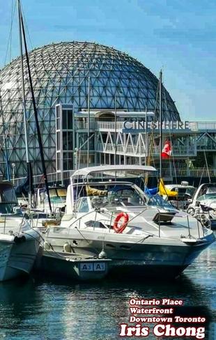 Sept 26 2021 Beautiful Sunday!:) Ontario Place, Waterfront, Downtown Toronto Toronto, ON