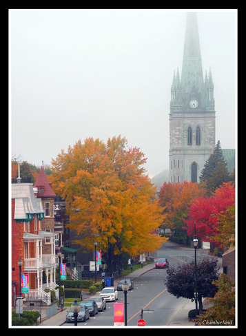 Trois-Rivières, rue Bonaventure. Trois-Rivières, QC