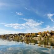 Beautiful Lake Weather