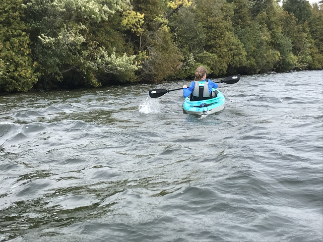 Paddle Power!! Kawartha Lakes, Ontario, CA