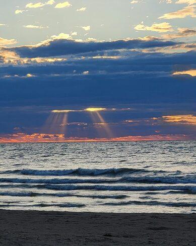 sunset Sauble Beach Sauble Beach, ON