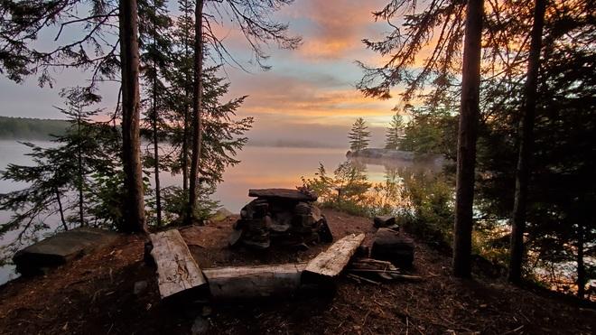 Provoking Lake Algonquin Provincial Park, ON