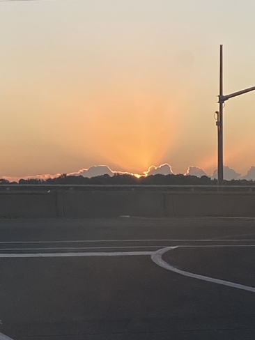 Morning Beauty…in the city Pickering, Ontario, CA