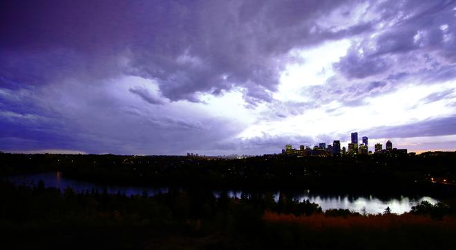 At Twilight Edmonton, AB