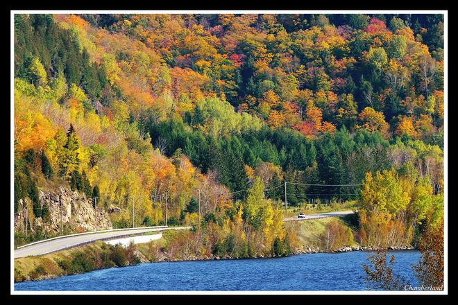 Route de la Tuque Saint-Jean-des-Piles, Shawinigan, QC