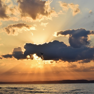 A Lake Superior Sunrise