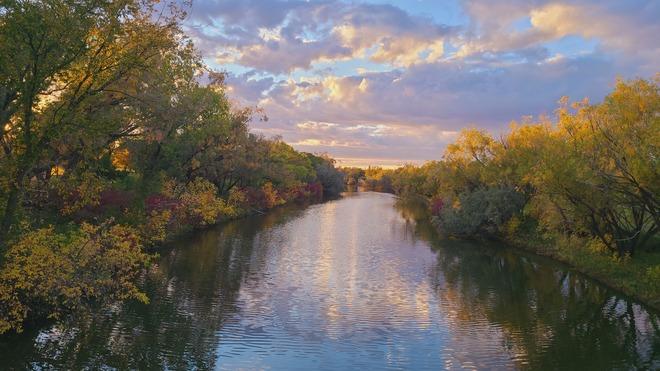 beauty of fall Regina, SK