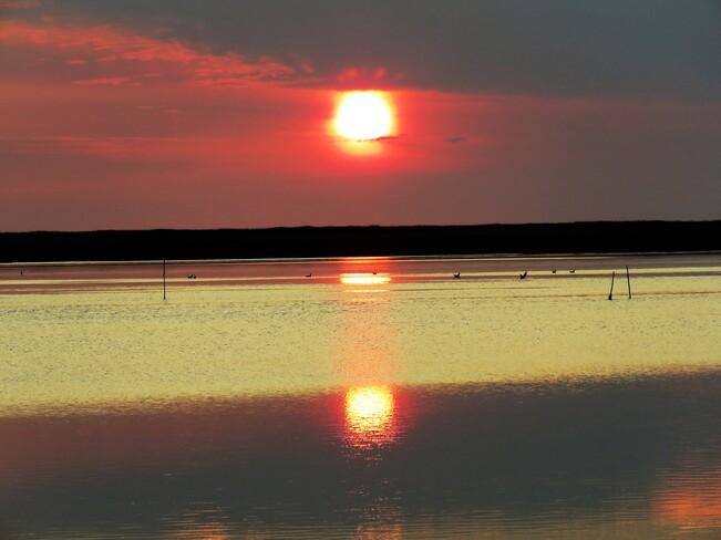 lever de soleil