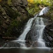 Corney Brook Falls