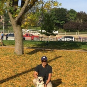 """BEAUTUFUL DAY for a walk with my """"Best Friend"""""""