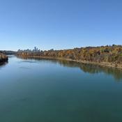 Beautiful Autumn Day in Edmonton