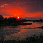 Thursday Evening Sunset