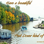 Hello World from Port Dover Ontario