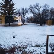 first snow ❄