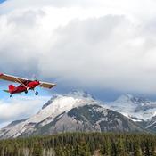 Flightseeing Banff