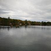 beautiful Six mile lake