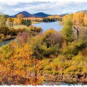 Autumn in Nechako Valley