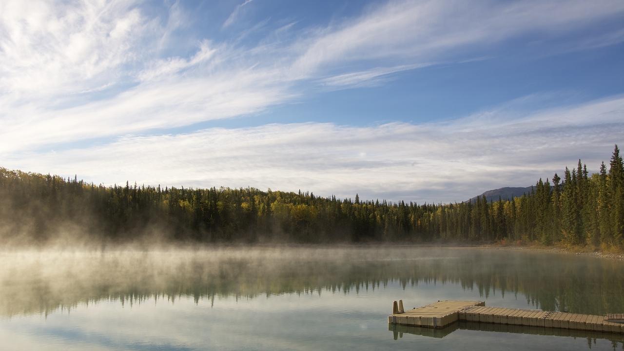 Boya Lake Sunrise III