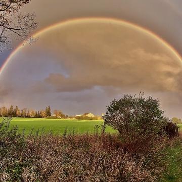 Double Rainbow Fergus ONT