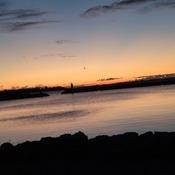 battery park sunrise