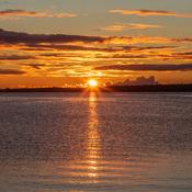 Bay of Quinte sunrise