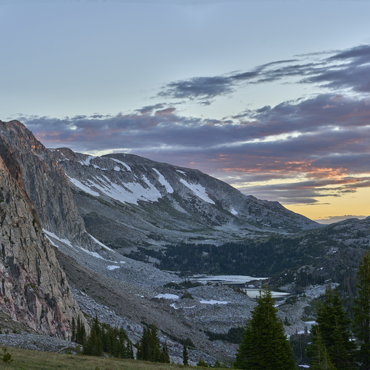 Medicine Bow-Routt National Forests