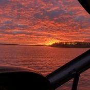 Buffalo Narrows Sunrise