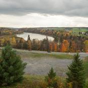 Rivière Chaudière en automne