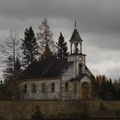 ABADONED CHURCH