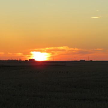 +10 on a calm Night on the Prairies