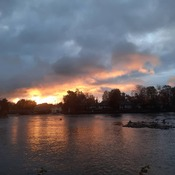 Bobcaygeon sunrise