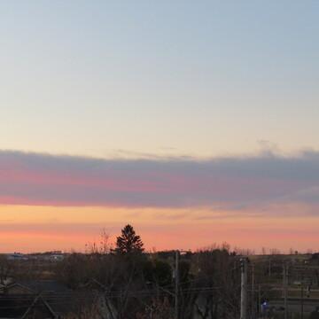 Pre-Sunrise Clouds