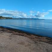 Eel River Bar beach