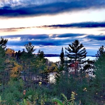 Callander lookout October